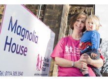 Official Opening of Magnolia House
