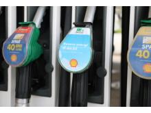 REx Diesel på Shell Vinderen