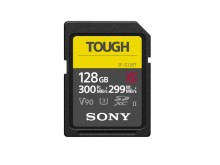 SF-G series TOUGH specification UHS-II SD card 128GB