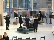 Fotoutställning och musikinstallationer vid Nobel Creations 2016.