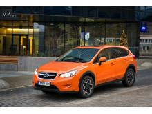 Subaru XV får japanskt designpris