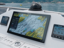 High res image - Raymarine XL charts