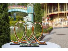 Lisebergs är Europas fjärde bästa nöjespark 2019