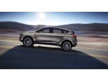 Ford visar koncept på ny global SUV på Detroit Motorshow 2011 - Ford Vertrek, bild 1