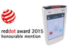 Ascom Myco - Reddot Award 2015 honourable mention