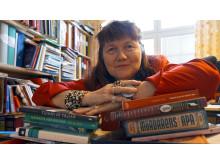 Mary Ingemansson - universitetslektor i svenska inriktning litteraturvetenskap