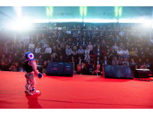 Gather 2019, Robot