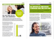Ny rapport och undersökning om jobbsökares attityd och tankar kring fördomsfri rekrytering