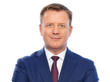 Simon McGinn, General Manager Commercial & Personal, Allianz Insurance