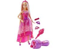 Barbie 4 Königreiche - Zauberhaar Flechtspaß Prinzessin