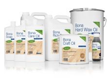Bona Oil System - Oiljesortiment