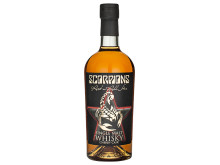 Scorpions Rock 'n Roll Star Single Malt Whisky Cherry Cask