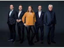 Eksperter og programleder_håndball-em2018_Foto NENT Group