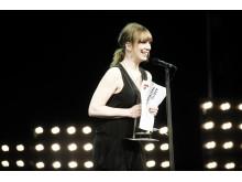 Årets Instruktør 2013 gik til Minna Johannesson. Fotograf: Jakob Boserup.