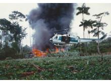 Colombianske politi og DEA mod Pablo Escobar