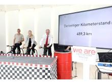 Santander-Woche 2017_Fahrrad Challenge