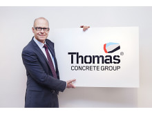 Hans Karlander, CEO at Thomas Concrete Group AB