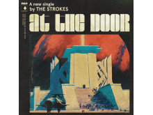 TheStrokes_Singelomslag - At The Door - HR