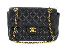 Fashionabla 24/8. Nr: 1, VÄSKA, CHANEL, Chanel Double Sided Flap Bag