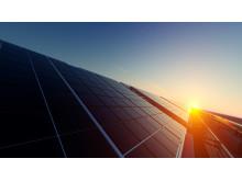 Solel solceller mikroproduktion förnybar el