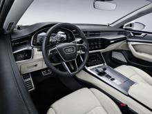 Audi A7 Sportback interiör