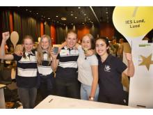 Sweasy - vinnare i kategorin grundskola: Klass 7c, Internationella Engelska Skolan, Lund