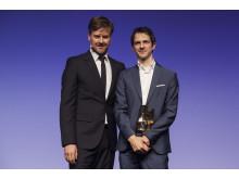 Thomas von Steinaecker mit dem Kulturpreis Bayern 2015 ausgezeichnet
