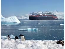 Antarctica - MS Roald Amundsen