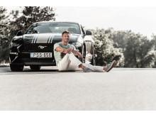 Kiss Geregely Mustang Nagykövet