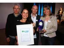 De vann DigIT-priserna 2015