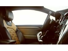 Citroën DS High Rider förarsäte