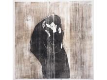 Edvard Munch: Kyss IV, 1902