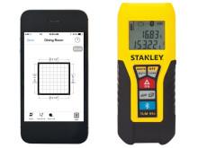 STANLEY Medidor Laser TLM99S (2)