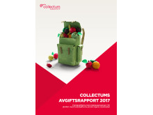 Collectums avgiftsrapport 2017