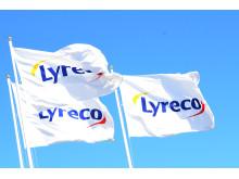 Lyreco flag