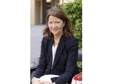 Carina Blomström Lundqvist, professor och överläkare inom Hjärt-lungmedicin och klinisk fysiologi (expert på arytmi).