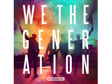 Rudimental - We The Generation cover