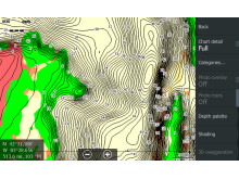 Hi-res image - C-MAP - Genesis Edge Grass & Bottom Hardness
