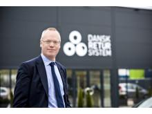 Thomas Dalsgaard - ny formand i Dansk Retursystem