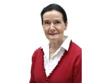 Merete Sundholm, ordförande i Hyresgästföreningen region norra Skåne