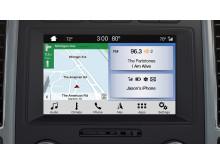 Verkehrs-und Navigationsapp Waze
