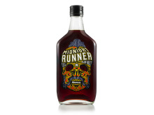 Mustasch Midnight Runner Black Violet Shot