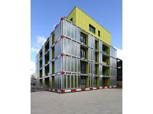BIQ - The Worldґs first SolarLeaf-Building in Hamburg, Germany, ARUP Foto: Pressbild