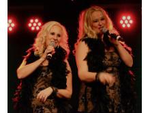 GlamourJul med Len a& Eileen