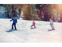 Familien-Ski-Urlaub in Grächen