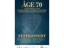 Plakat Åge 70