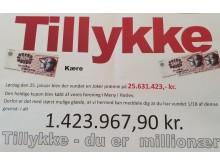 Millionærbrev
