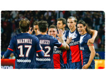 PSG; Paris Saint-Germain - ambassadör i I Feel Good