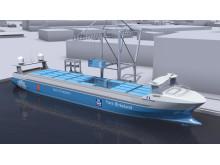 High res image - Kongsberg Maritime - Yara - Vard