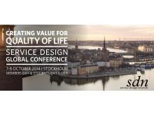 Stockholm - The Service Design Global Conference